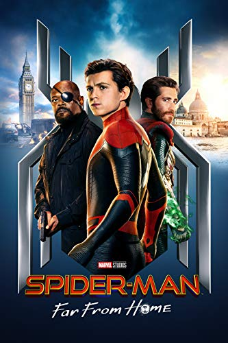 Spider-Man: Far From Home 4K [Ultra HD]