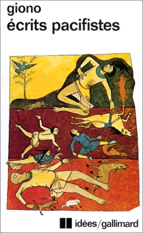 Vignette du document Ecrits pacifistes
