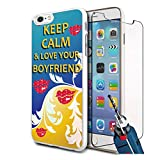 Best GENERIC Friends I Phone 6 Cases - Love Your Boyfriend Design Hard Case Cover Review