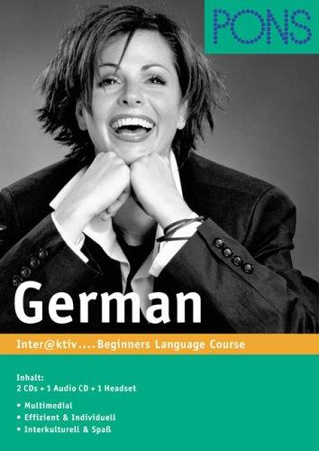 PONS Deutsch Anfänger-Grammatiktrainer