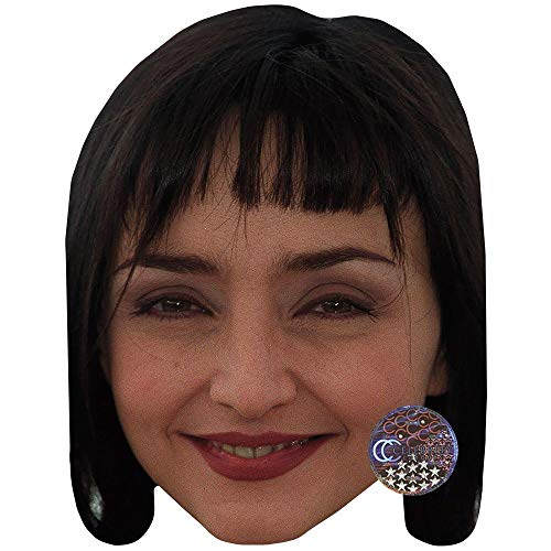 Celebrity Cutouts Maria de Medeiros Big Head.
