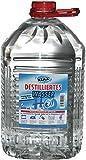 Destilliertes Wasser DESTILL.WASSER A 5 LITER -130043K-3