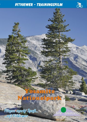 Yosemite Nationalpark - FitViewer Indoor Video Cycling USA