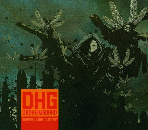 Dhg (Dödheimsgard): Supervillain Outcast (Audio CD)