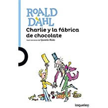 SPA-CHARLIE Y LA FBRICA DE CHO (Serie Azul)
