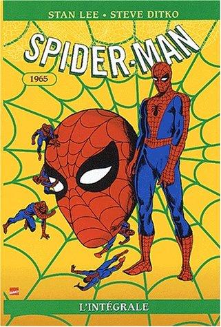 Spider-Man : L'Intégrale, tome 3 : 1965 par Stan Lee