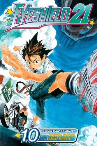EYESHIELD 21 GN VOL 10