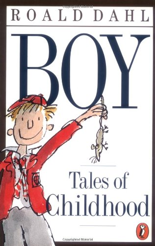 Boy: Tales of Childhood (Popular Penguins)