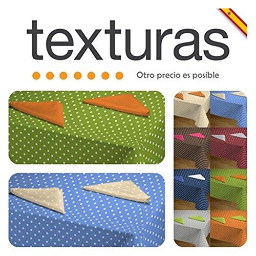 TEXTURAS HOME - Mantel Antimanchas Resinado SEVILLA MIX ( Varios tamaños disponibles...