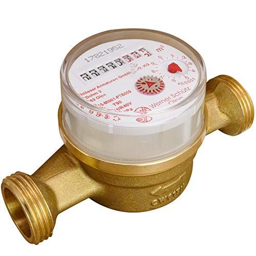 Wasserzähler Wasserzähler Warm