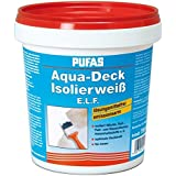 Pufas AquaDeck Isolierweiss ELF 0,750 L