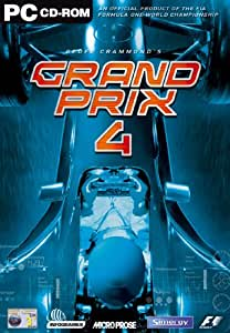 Geoff Crammond's Grand Prix 4 (PC CD)