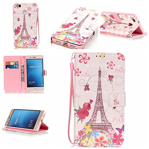 cozy-hut-wallet-case-custodia-a-portafoglio-per-huawei-p9-lite-custodia-flip-cover-in-design-paris-r