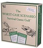 The Worst Case Scenario Survival Game: Golf