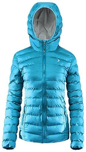 Outhorn Damen Winterjacke, W16-KUD602, turquoise, Gr. S