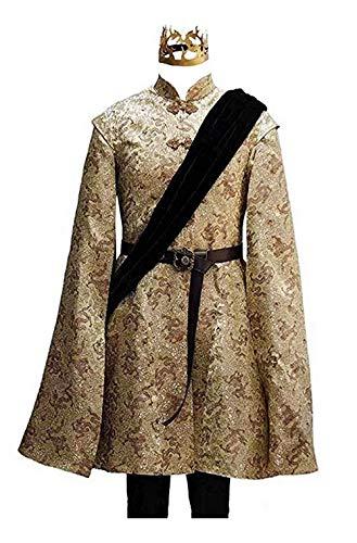 frey Baratheon Cospaly Umhang King Robe Halloween Kostüm ()