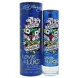 Ed Hardy Love & Luck Men, Eau de Toilette, 100 ml, 1er Pack (1 x 100 ml)