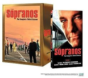 the sopranos vhs dvd blu ray. Black Bedroom Furniture Sets. Home Design Ideas