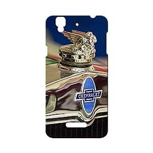 BLUEDIO Designer Printed Back case cover for Micromax Yu Yureka - G1955