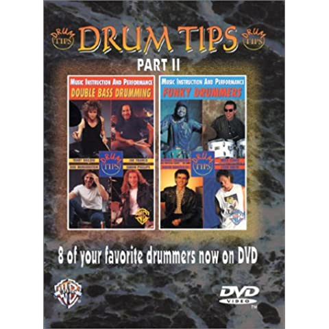 Drum Tips:Double Bass & Funky