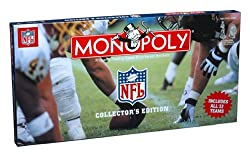Monopoly – Nfl Collector 'S Edition