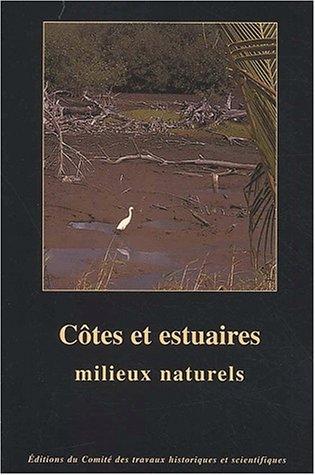Côtes et estuaires, milieux naturels