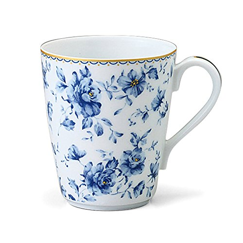 Narumi Mug Fleur bleue Céramique 41373–6152