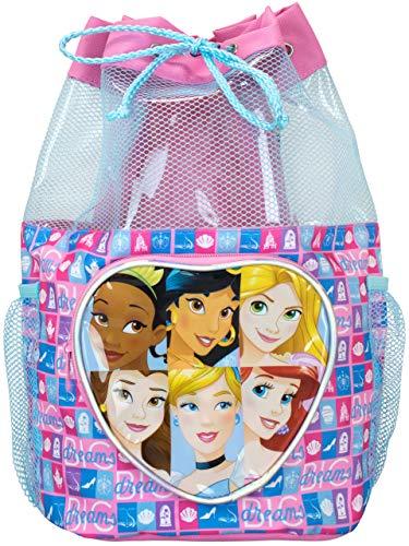 Disney Bolsa de Natación para Niñas Princesas