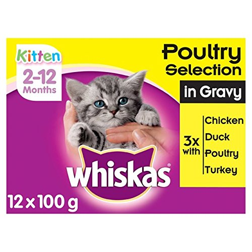 whiskas-kitten-meat-in-gravy-pouch-12x100g