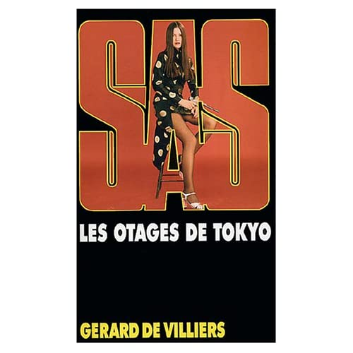 SAS n°38 : Les otages de Tokyo