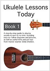 Ukulele Lessons Today Book 1 (English Edition)