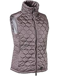 Arezzo Caldene chaleco mujer, color Gris - gris, tamaño UK 10/45