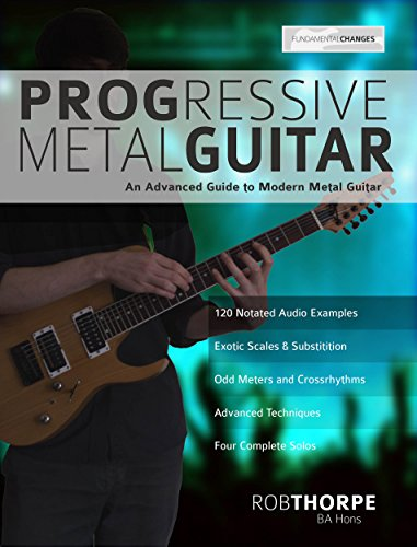 progressive-metal-guitar-an-advanced-guide-to-modern-metal-guitar-soloing-english-edition