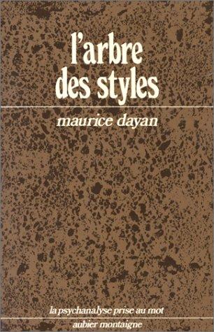 L'Arbre des styles