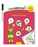 Lernraupe - Konzentration: Mit abwischbarem Stift