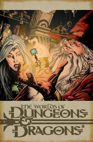 The Worlds of Dungeons & Dragons Volume 2 (v. 2) by James Lowder (2008-10-29)