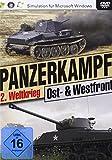 Panzerkampf 2. Weltkrieg Ost - & Westfront - [PC]