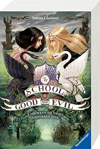 The School for Good and Evil, Band 3: Und wenn sie nicht gestorben sind (Online Kinder-halloween-bücher Lesen)