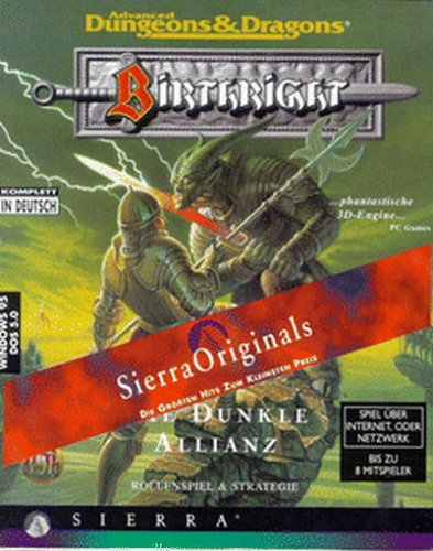 Birthright: Die Dunkle Allianz