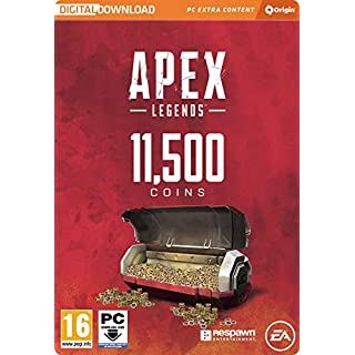 APEX Legends - 11500 COINS | PC Download - Origin Code