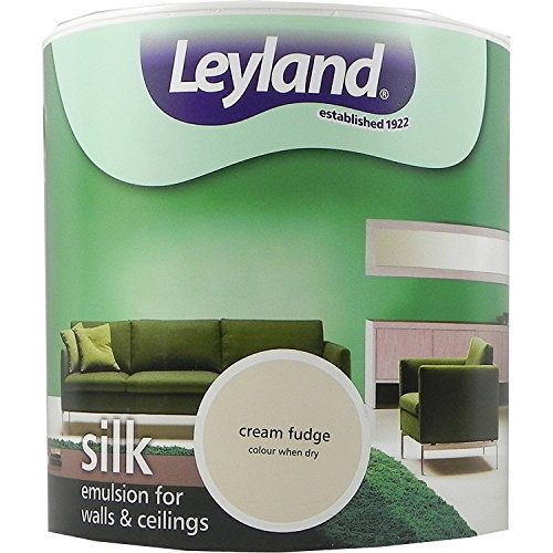 leyland-paint-water-based-interior-vinyl-silk-emulsion-cream-fudge-25-litre