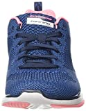 Skechers Burst TR-Close Knit, Baskets Femme