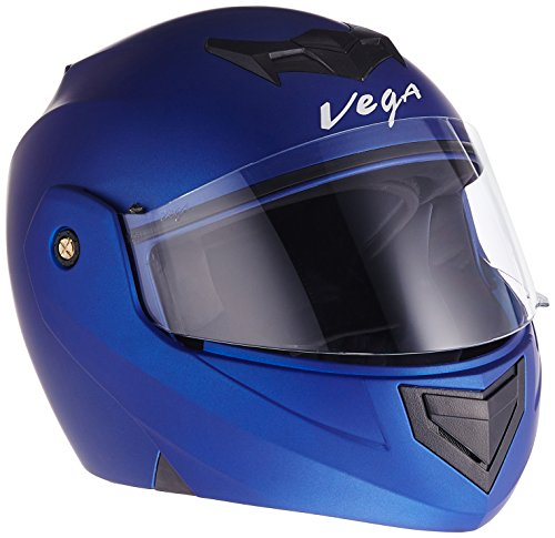 Vega Crux DX Flip-Up Helmet (Blue, M)