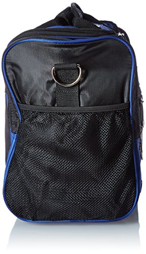 "Bowlingtasche "" IMPACT "" 1 Ball Delux schwarz - schwarz / blau"
