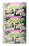 Center Shock Monster Mix: 3 Boxen mit 100 Kaugummis, extra-sauer, Cola und...