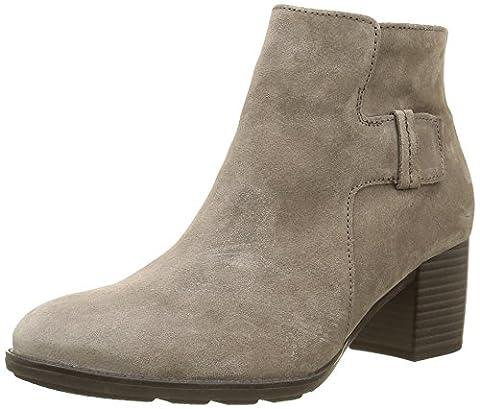 Gabor Shoes 55.682 Damen Kurzschaft Stiefel, Grau (Wallaby 13), 40 EU (6.5 Damen UK)