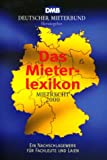 Das Mieterlexikon: Mietrecht 2000 -