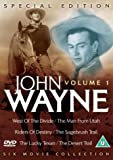 John Wayne Collection, The - Vol 1 [DVD] [2004]