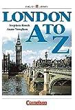 Cornelsen English Library - Themenhefte: 7. Schuljahr, Stufe 1 - London A to Z: Schülerheft