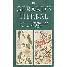 Gerard's Herbal: The History of Plants: John Gerard's Historie of Plants (Senate Paperbacks)